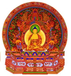释迦牟尼佛佛像1