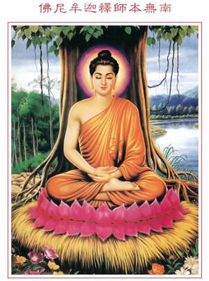 释迦牟尼佛佛像14
