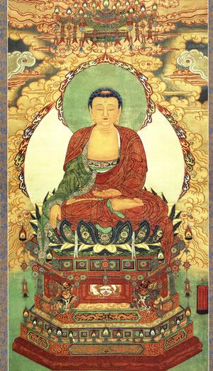 释迦牟尼佛佛像23